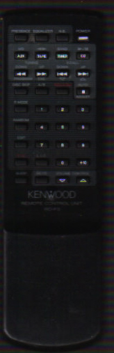 Kenwood RC-F3 Remote Control
